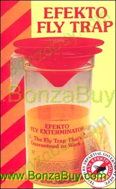 A Fly trap that works!